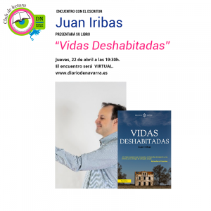 Club de Lectura Virtual con Juan Iribas