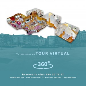 Tour Virtual Gratuito con DN INMO